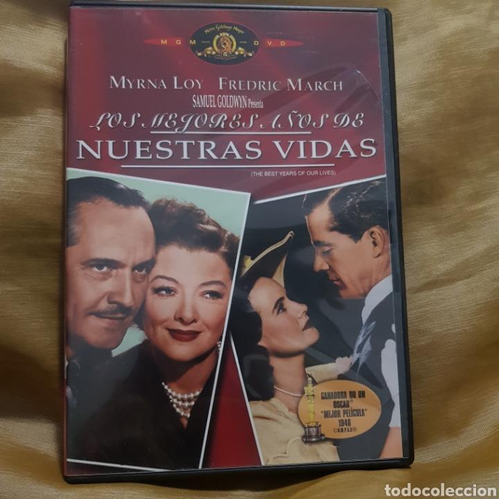 (S234) LOS MEJORES AÑOS DE NUESTRAS VIDAS - DVD SEGUNDAMANO (Cine - Películas - DVD)