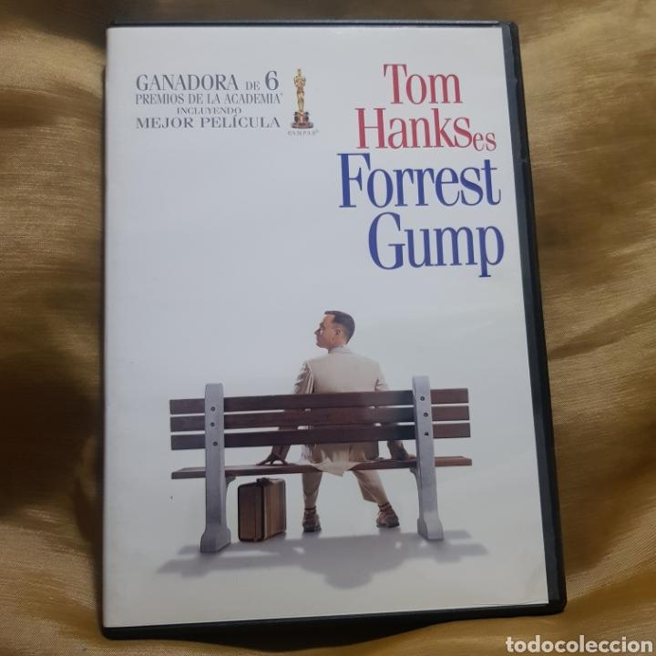(S234) FORREST GUMP- DVD SEGUNDAMANO (Cine - Películas - DVD)