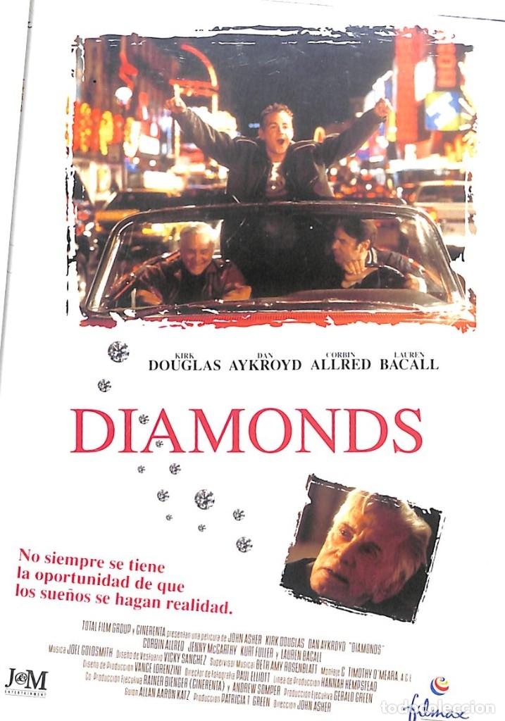 DVD DIAMONDS - NUEVA, PRECINTADA (Cine - Películas - DVD)