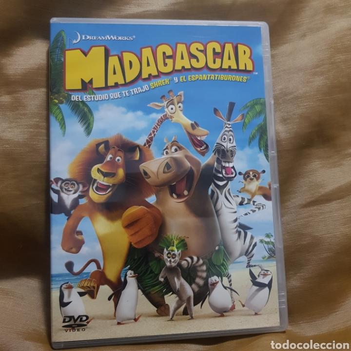 (S234) MADAGASCAR - DVD SEGUNDAMANO (Cine - Películas - DVD)