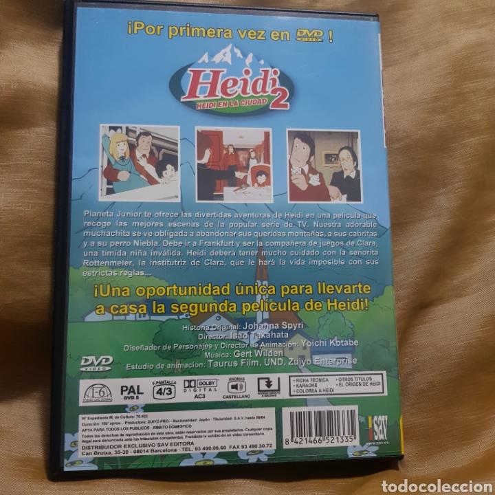 Cine: (S234) heidi 2 la película - DVD SEGUNDAMANO - Foto 2 - 182643612