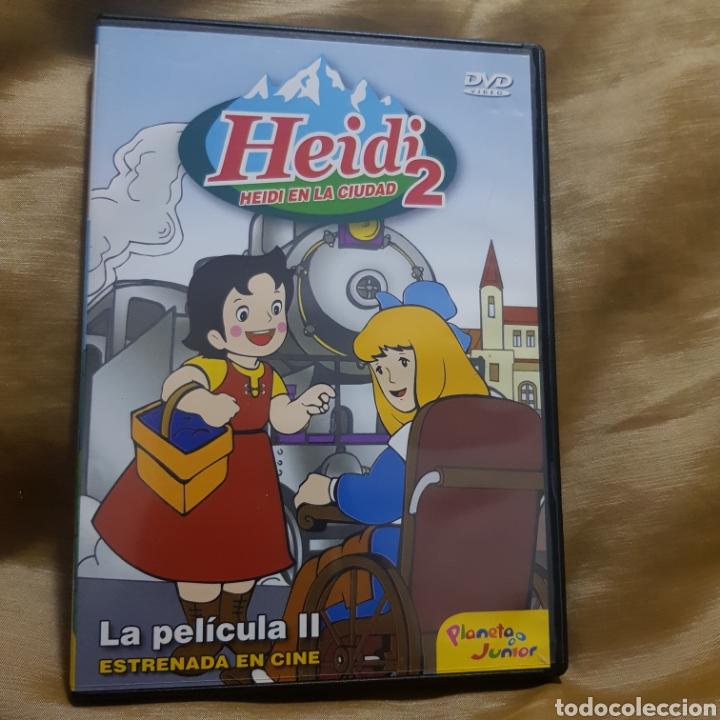(S234) HEIDI 2 LA PELÍCULA - DVD SEGUNDAMANO (Cine - Películas - DVD)