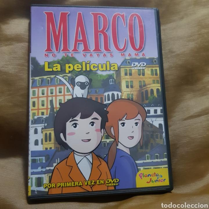(S234) MARCO LA PELÍCULA - DVD SEGUNDAMANO (Cine - Películas - DVD)