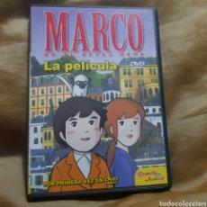 Cine: (S234) MARCO LA PELÍCULA - DVD SEGUNDAMANO. Lote 182643702