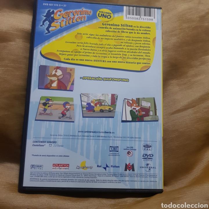 Cine: (S234)geronimo stilton volumen 1 - DVD SEGUNDAMANO - Foto 2 - 182643728