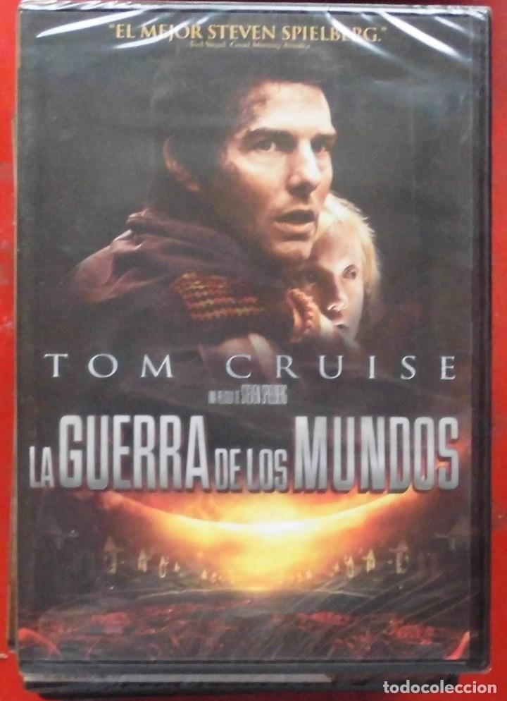 LA GUERRA DE LOS MUNDOS (Cine - Películas - DVD)