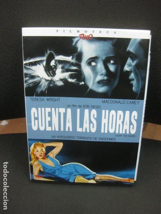 CUENTA LAS HORAS. DVD + FOLLETO. (Cine - Películas - DVD)