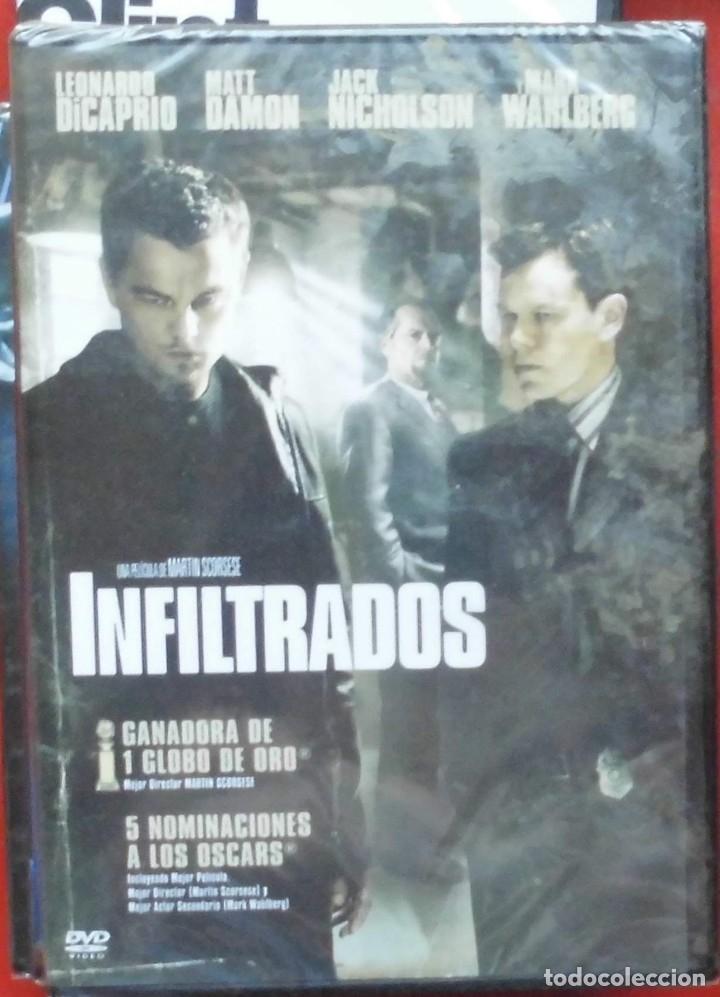 LOS INFILTRADOS (Cine - Películas - DVD)