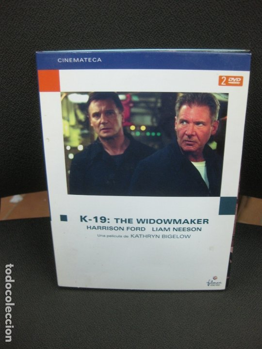 K - 19 : THE WIDOWMAKER. HARRYSON FORD. LIAM NELSON. 2 DVD UNO CON EXTRAS. CINEMATECA. (Cine - Películas - DVD)