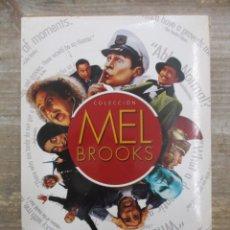 Cine: COLECCION MEL BROOKS - PACK 7 PELICULAS - JOVENCITO FRANKENSTEIN - MAXIMA ANSIEDAD - SOY O NO SOY.... Lote 182683018