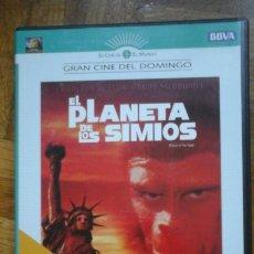Cine: EL PLANETA DE LOS SIMIOS. Lote 182690036