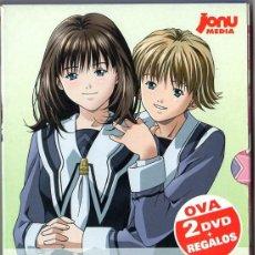 Cine: IS JONU MEDIA *** DOS DVD`S. Lote 182709023