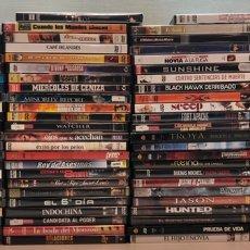 Cine: - DVD - LOTE DE 94 PELÍCULAS DVD. MUCHOS BLOCKBUSTERS. VER FOTOGRAFÍAS.. Lote 182724236
