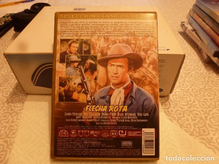 Cine: DVD WESTERN-FLECHA ROTA - Foto 2 - 182738686