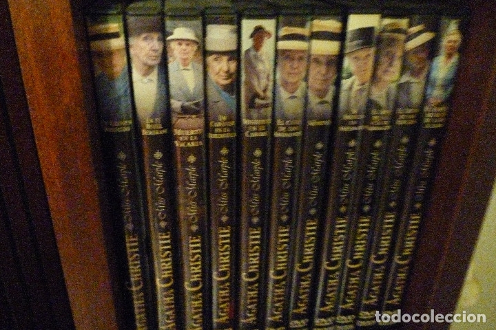 11 DVD COLECCION AGATHA CHRISTIE-BBC-LLAMENTOL-DVD VIDEO (Cine - Películas - DVD)