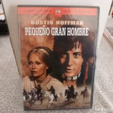 Cine: DVD WESTERN-(PRECINTADA) PEQUEÑO GRAN HOMBRE. Lote 182744335