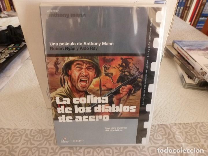 DVD BELICO-(PRECINTADA)- LA COLINA DE LOS DIABLOS DE ACERO (Cine - Películas - DVD)