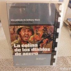 Cine: DVD BELICO-(PRECINTADA)- LA COLINA DE LOS DIABLOS DE ACERO. Lote 182775333