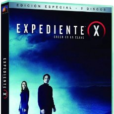 Cine: EXPEDIENTE X: CREER ES LA CLAVE (THE X FILES: I WANT TO BELIEVE). Lote 194307830