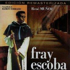 Cine: FRAY ESCOBA. Lote 182819622