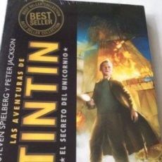 Cine: DVD- TINTIN- EL SECRETO DEL UNICORNIO. Lote 182830825