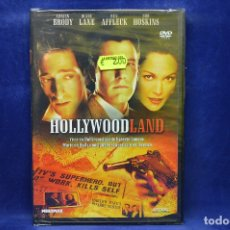 Cine: HOLLYWOOD LAND - DVD . Lote 182837926