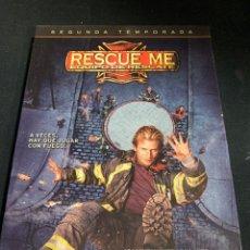 Cine: (13838)-RESCUE ME - SEGUNDA TEMPORADA - DVD SEGUNDA MANO. Lote 182895222