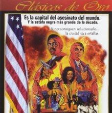 Cine: DETROIT 9000 - -DVD NUEVO Y PRECINTADO. Lote 182972425