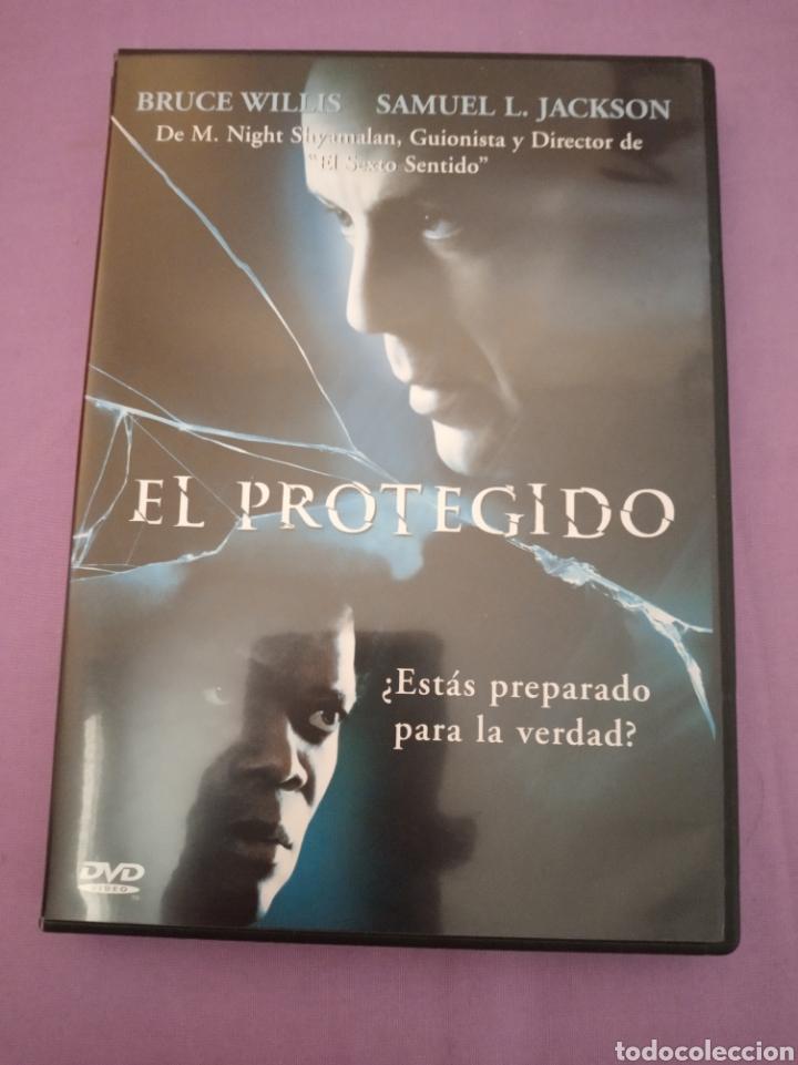 DVD. EL PROTEGIDO. (Cine - Películas - DVD)