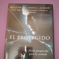 Cine: DVD. EL PROTEGIDO.. Lote 182986901