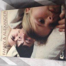 Cine: FANNY & ALEXANDER DVD COLECCIONISTA . Lote 182989856