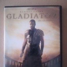 Cine: DVD GLADIATOR. Lote 183069535