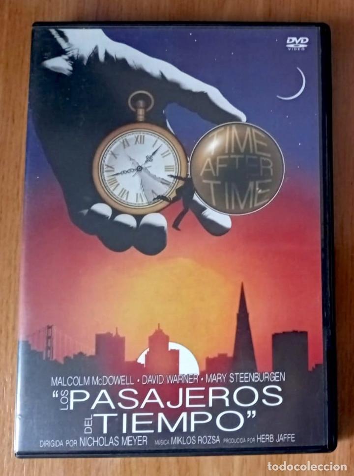 LOS PASAJEROS DEL TIEMPO (N MEYER) -DVD (Cine - Películas - DVD)