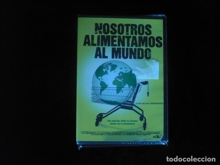 NOSOTROS ALIMENTAMOS AL MUNDO - DVD NUEVO PRECINTADO (Cine - Películas - DVD)