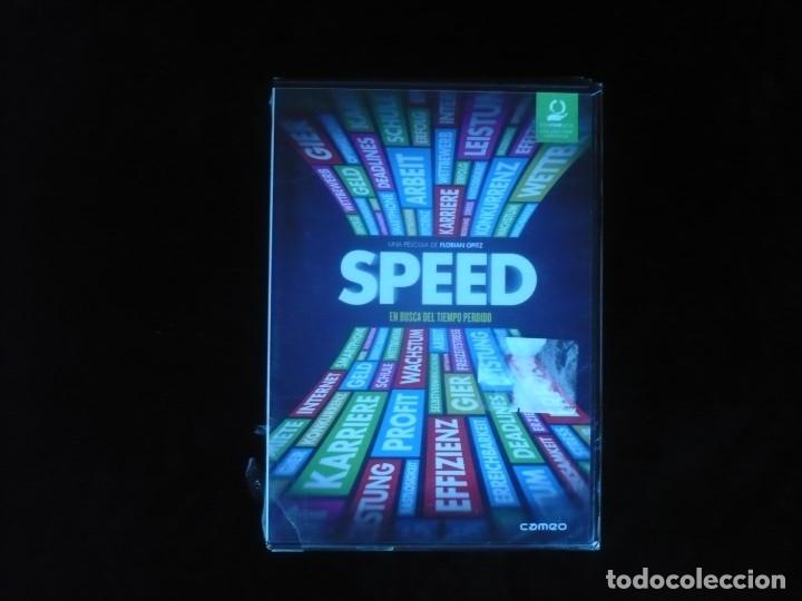 SPEED EN BUSCA DEL TIEMPO PERDIDO - DVD NUEVO PRECINTADO (Cine - Películas - DVD)