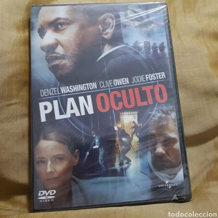 (B62) PLAN OCULTO - DVD NUEVO PRECINTADO (Cine - Películas - DVD)