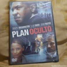 Cine: (B62) PLAN OCULTO - DVD NUEVO PRECINTADO. Lote 183215766