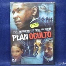 Cine: PLAN OCULTO - DVD. Lote 183299706