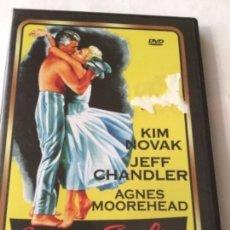 Cine: DVD - JEANNE EAGELS (KIM NOVAK) -PRECINTO. Lote 183314380