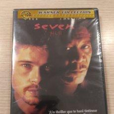 Cine: SEVEN (DVD NUEVO). Lote 183526622