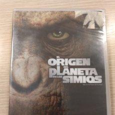 Cine: EL ORIGEN DEL PLANETA DE LOS SIMIOS (DVD NUEVO). Lote 183526845