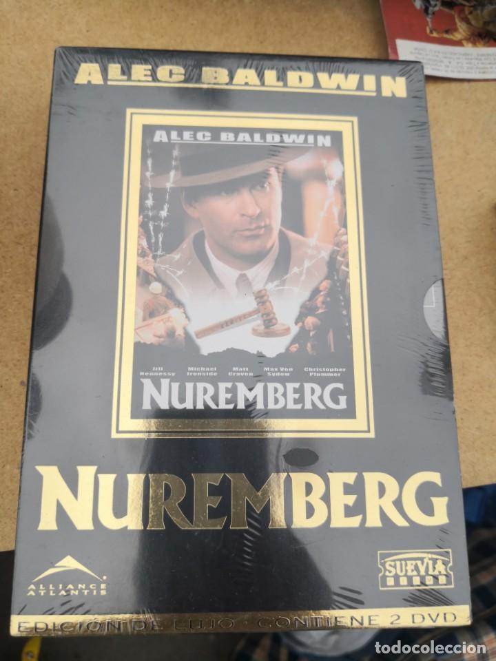 NUREMBERG PACK 2 DVDS EDICION DE LUJO ALEC BALDWIN. NUEVO (Cine - Películas - DVD)