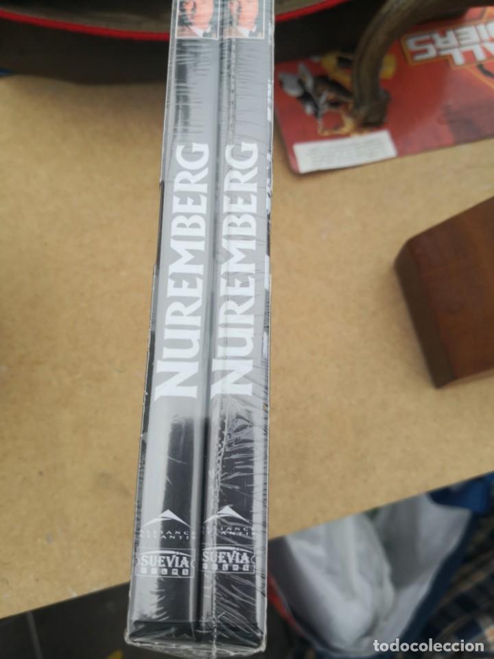 Cine: NUREMBERG pack 2 DVDs Edicion de Lujo Alec Baldwin. Nuevo - Foto 3 - 183562663
