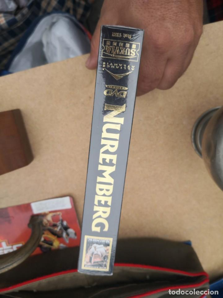 Cine: NUREMBERG pack 2 DVDs Edicion de Lujo Alec Baldwin. Nuevo - Foto 4 - 183562663