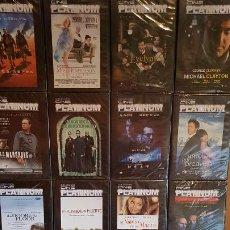 Cine: OCASIÓN !! COLECCIÓN CINE PLATINUM / LOTAZO DE 24 PELÍCULAS DVD / TODO PRECINTADO A ESTRENAR.. Lote 183568071