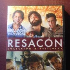 Cine: RESACÓN,(EN LAS VEGAS Y TAILANDIA 2DVD).. Lote 183614692