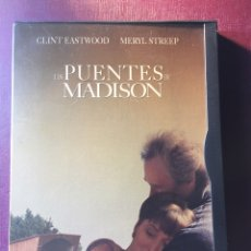 Cine: LOS PUENTES DE MADISON.. Lote 183627238