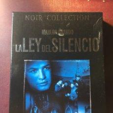 Cine: LA LEY DEL SILENCIO,(CONTIENE 4 FOTOGRAFÍA DE LA PELÍCULA). Lote 183627596