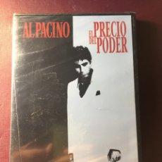 Cine: ALPACINO, EL PRECIO DEL PODER.(PRECINTADA).. Lote 183628977