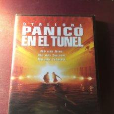 Cine: PÁNICO EN EL TÚNEL,(PRECINTADA).. Lote 183629126